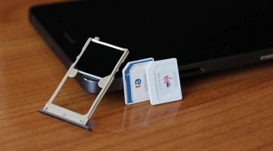 ¿Cuántas Sim posee el Keiphone K10?