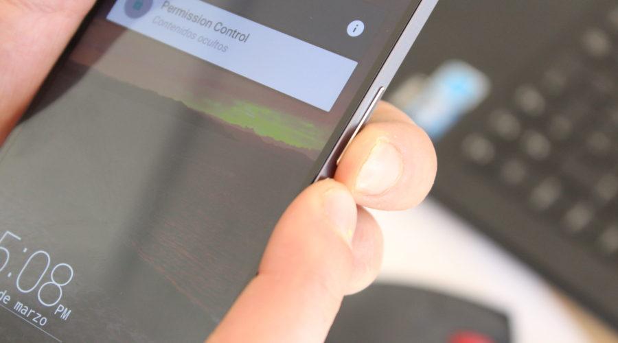 ¿Cómo sacar una captura de pantalla (screenshot) en Android en el Keiphone Pro-X y el K10?