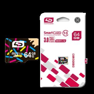 Tarjeta de memoria Micro SD de 64 GB