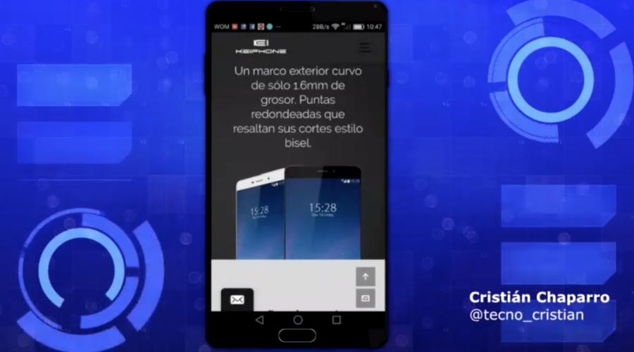¿Qué tal son los Smartphones chilenos?