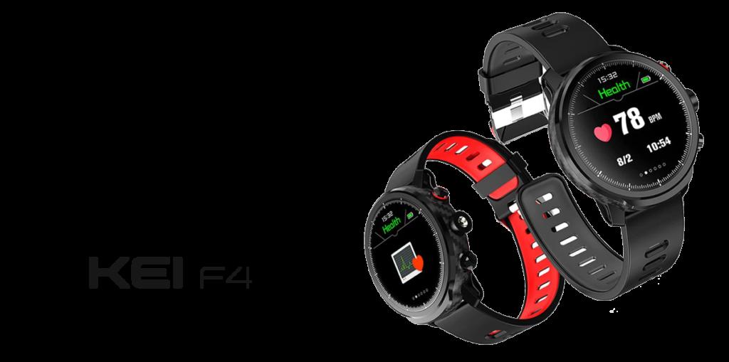 Enlace bluetooth Reloj Inteligente Keiphone Kei F4