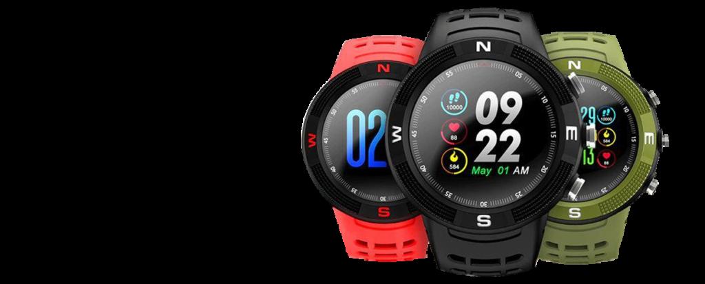 Reloj Inteligente Smartwatch Keiphone Kei Fx Pro